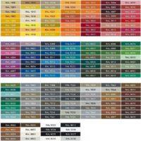 Carpinteria Metálica Colores